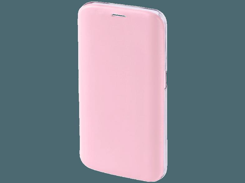 Hama Clear Bookcover Samsung Galaxy S7 Edge High Tech Polyurethan Pu Kunststoff Rosa 04047443309242 Kategorie Smartphone Handy Zubehor Smartphone Facher