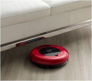 偉大な体力の持ち主の自動ロボット掃除機|ホーム家電の写真日記