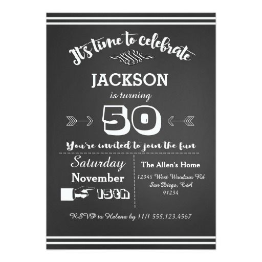Adult birthday party invitation 50th 60th 40th adult birthday adult birthday party invitation 50th 60th 40th stopboris