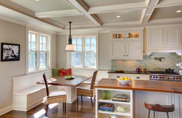 15 Stunning Kitchen Nook Designs Home Design Lover Kitchen