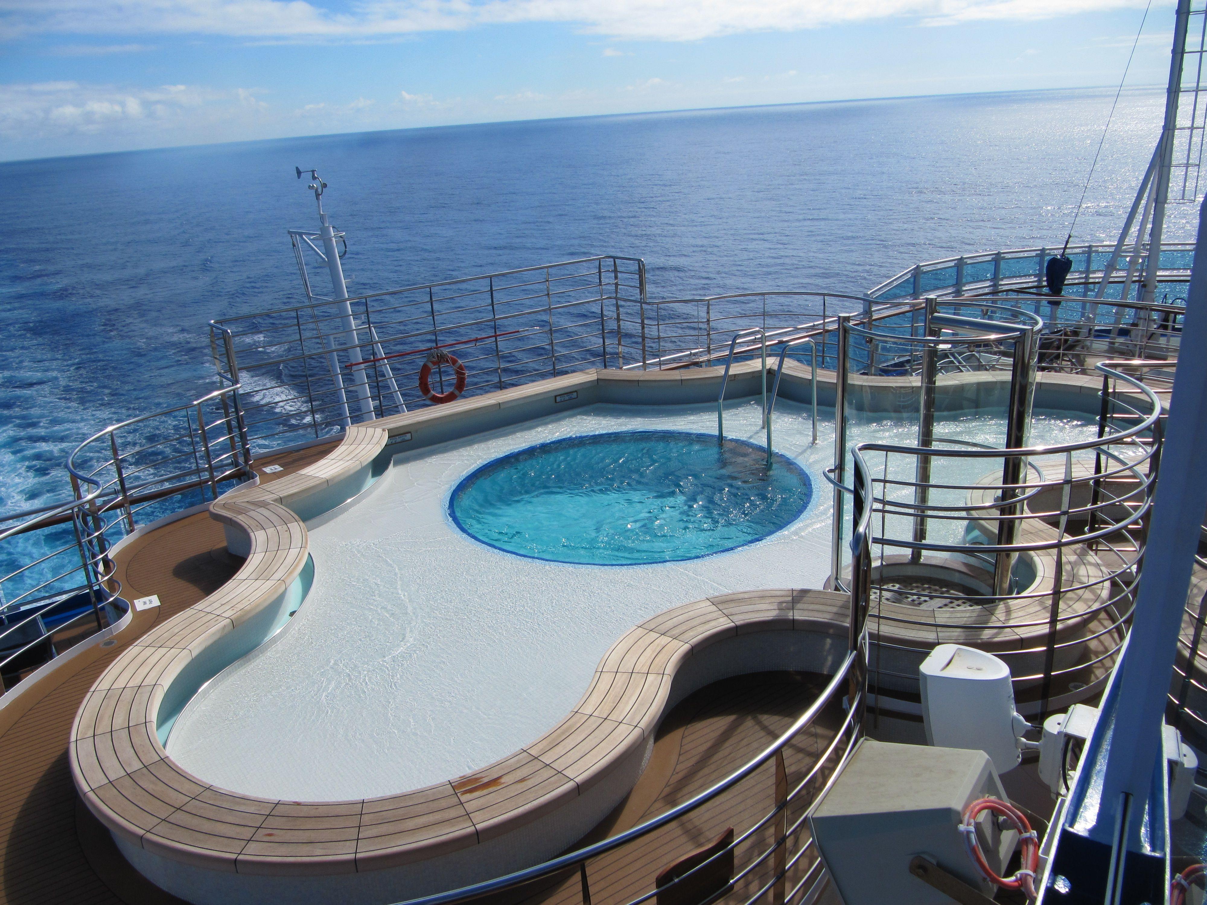 Aft Pool Regal Princess Cruise Ship Pinterest Princess - What is the aft of a cruise ship