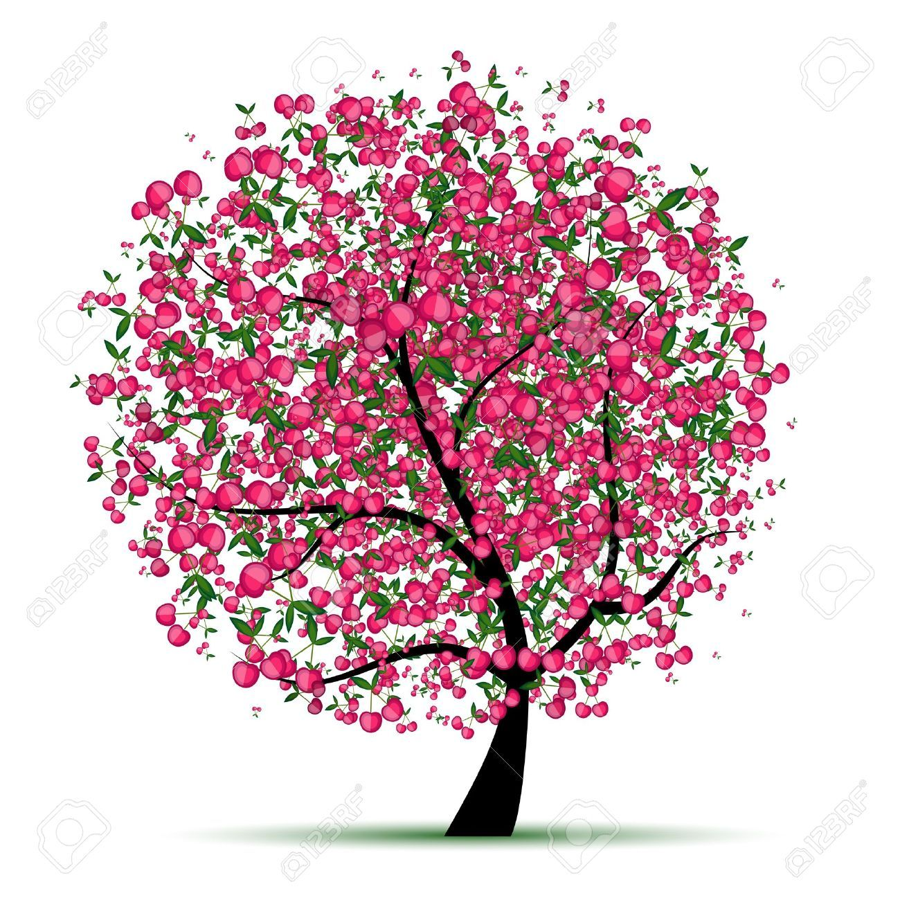 Drawing of a fruit tree buscar con google rboles for Buscar fondo de pantallas gratis