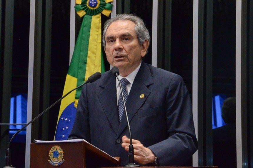 Raimundo Lira quer penas mais duras para atropelamento com morte — Senado Federal - Portal de Notícias