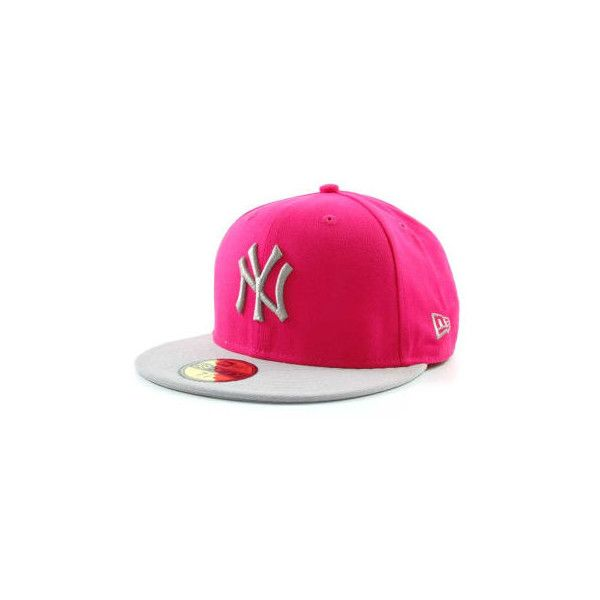 New Era 59fifty Mlb Special Buys Hats At Lids Com Liked On Polyvore New Era 59fifty Buy Hats Pink Baseball Cap