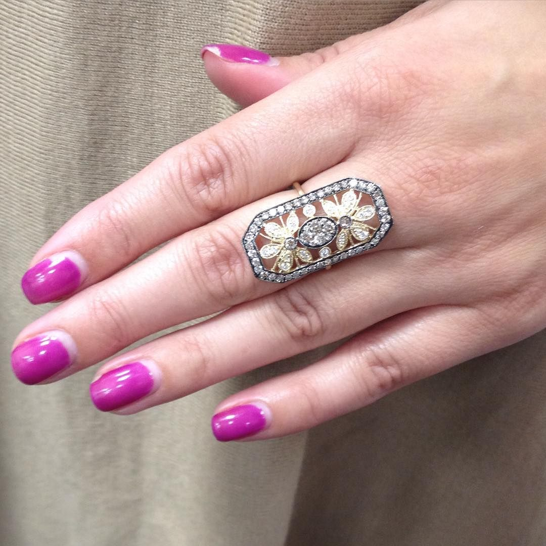 LeVian® Chocolate Deco™ Ring   #LeVian bling fit for a princess ...