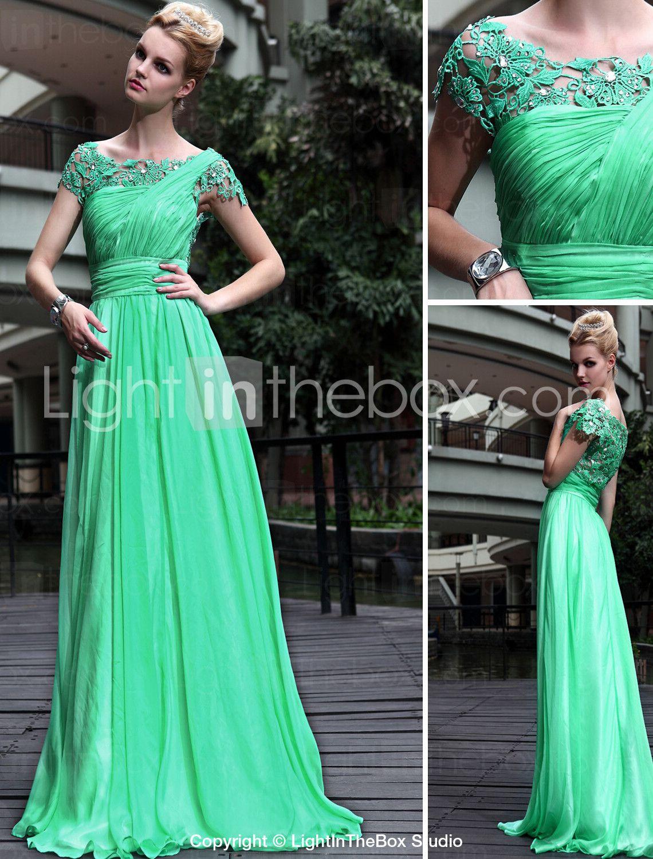 Green dress prom  Pin by Rachel Webb on Style  Pinterest  Mint green dress Mint