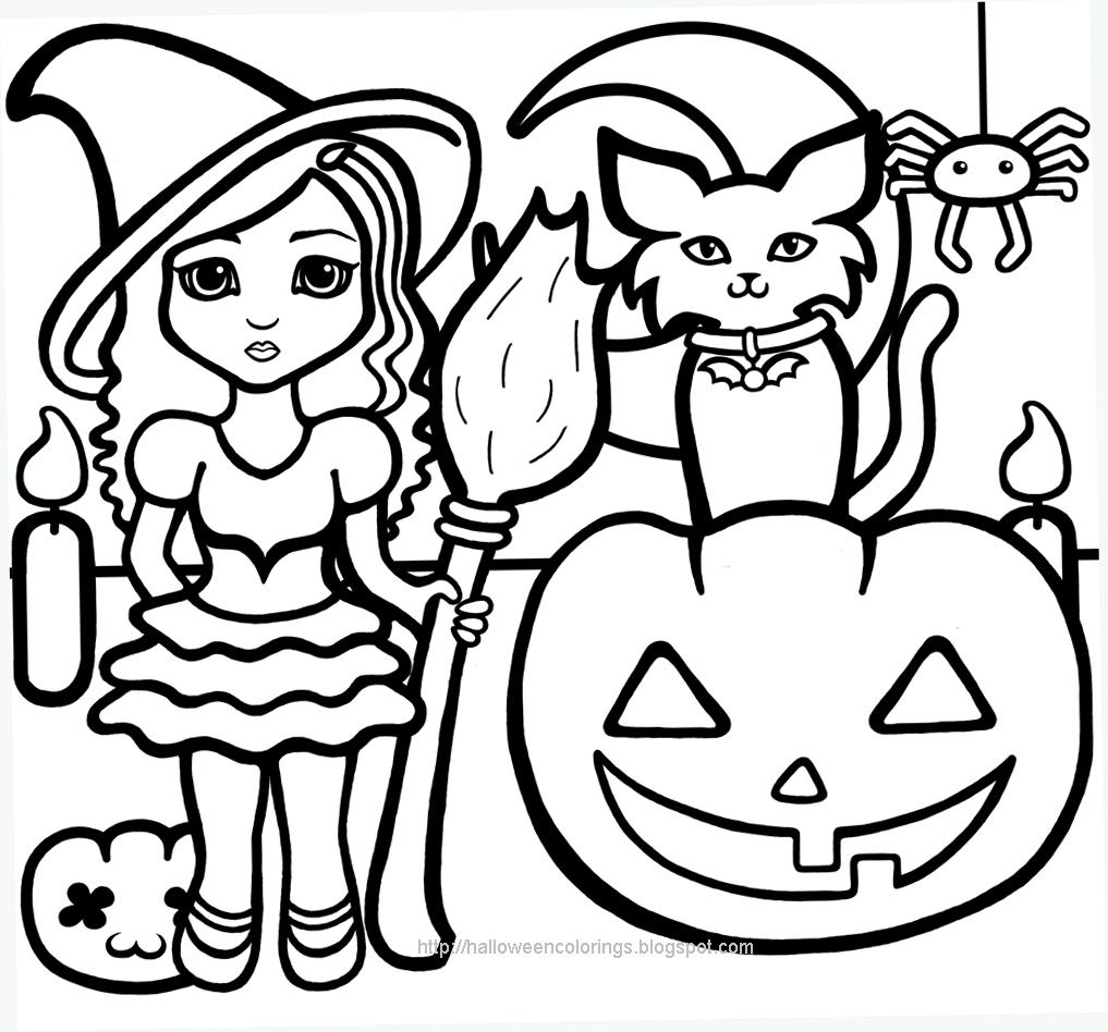 Coloriage Halloween Gratuit A Imprimer Filename Coloring