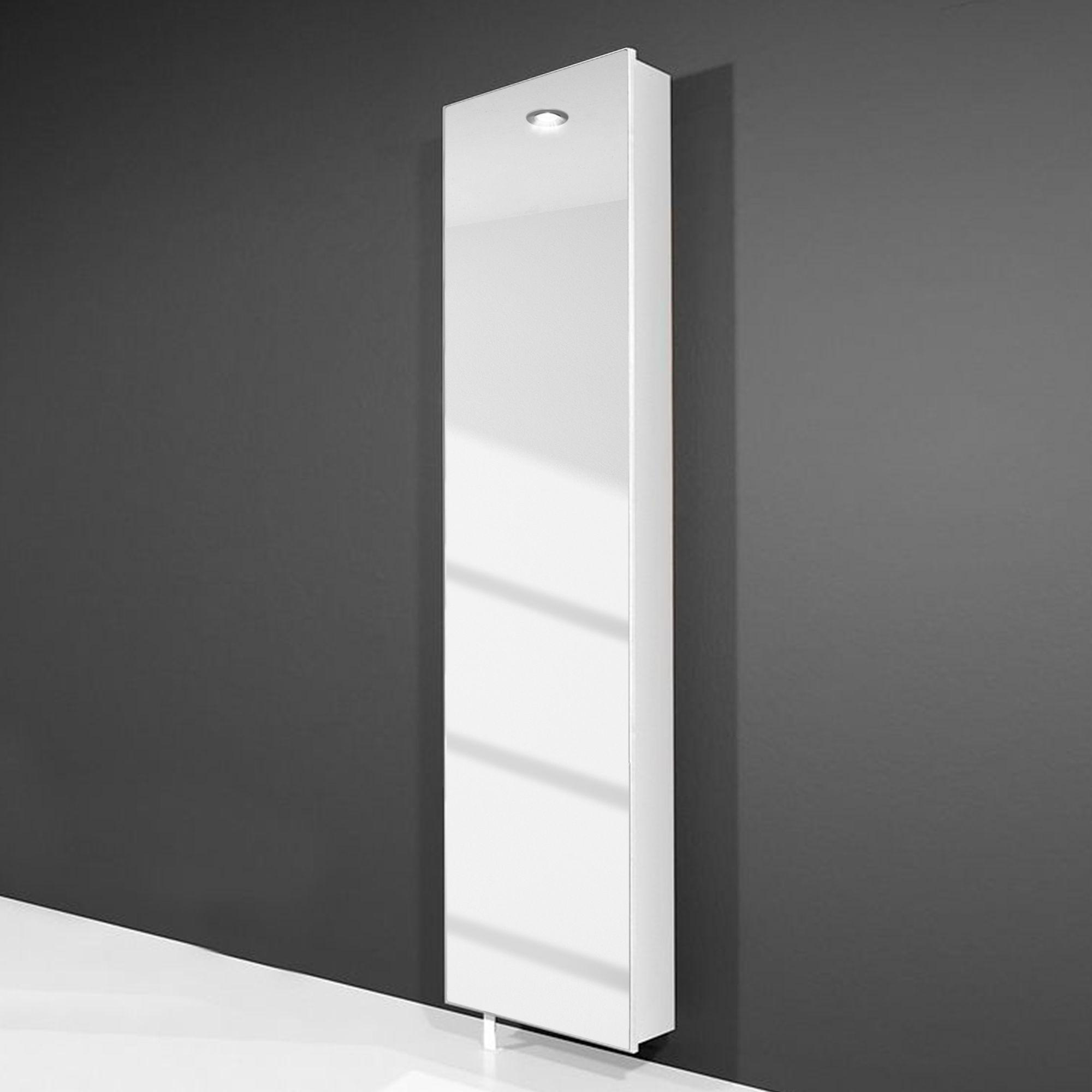 Schuhschrank Drehbar Mit Spiegel