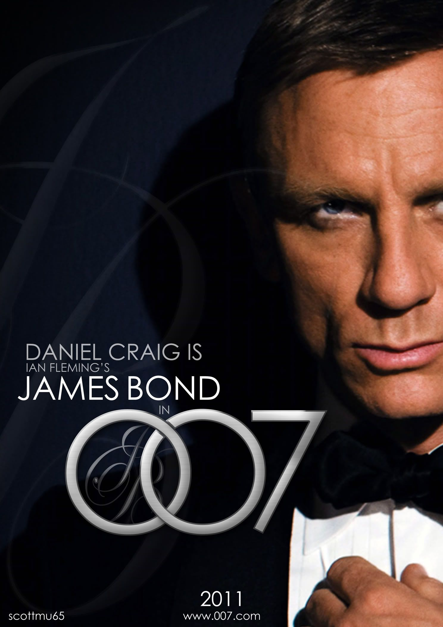 peliculas 007 de daniel craig