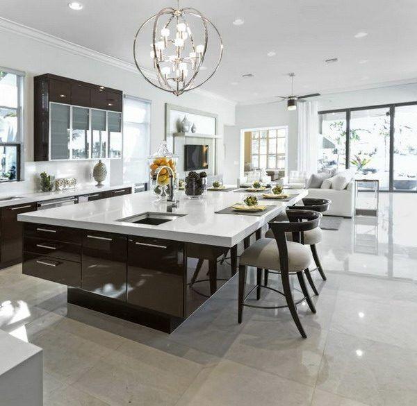 Best Die Besten Design Ideen Für Moderne Küchen 2019 400 x 300