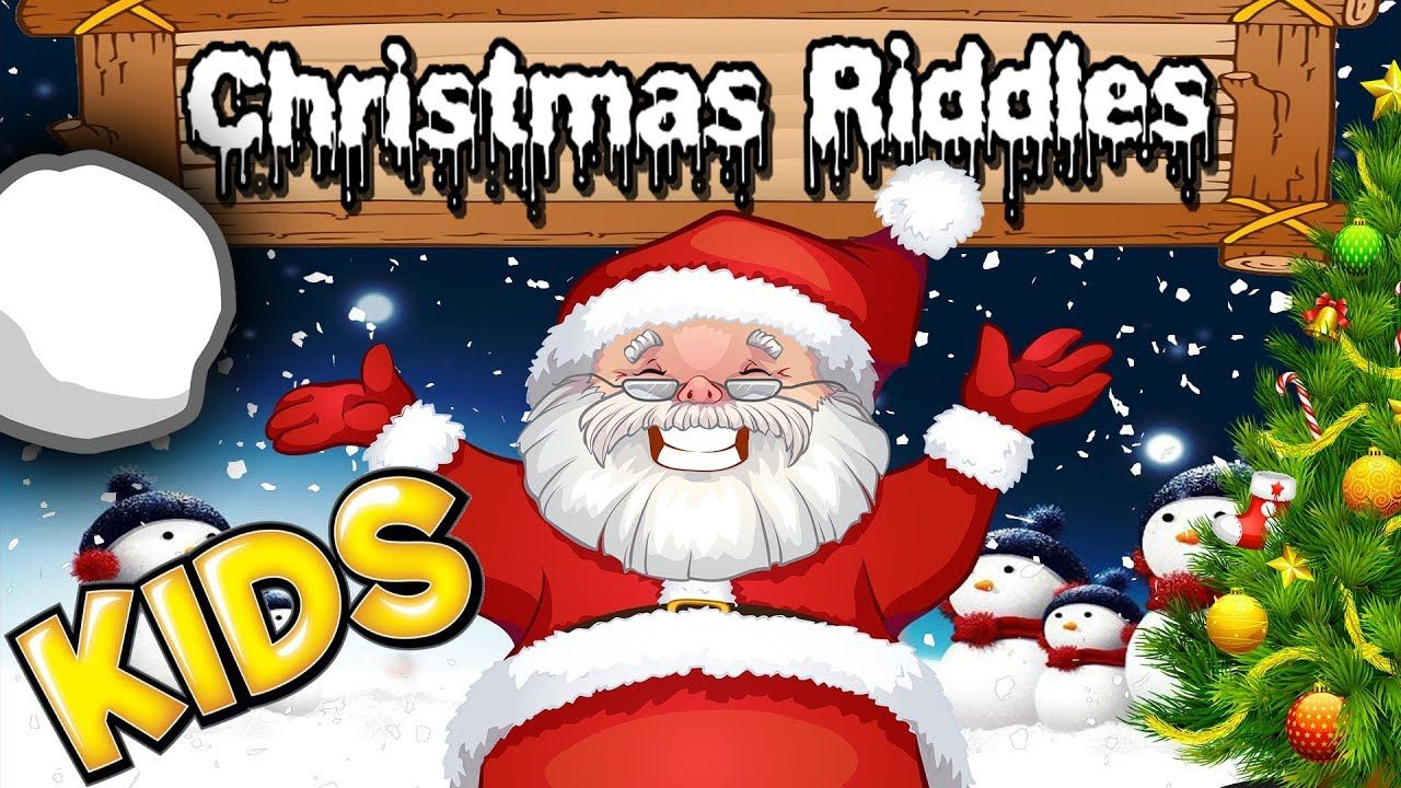 Christmas Brain Teasers With Answers.Top 10 Christmas Brain Riddles For Kids With Answers