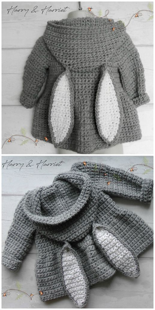 Photo of Floppy Bunny Ears Crochet Pattern con video tutorial – Proyectos de bricolaje – I Follow