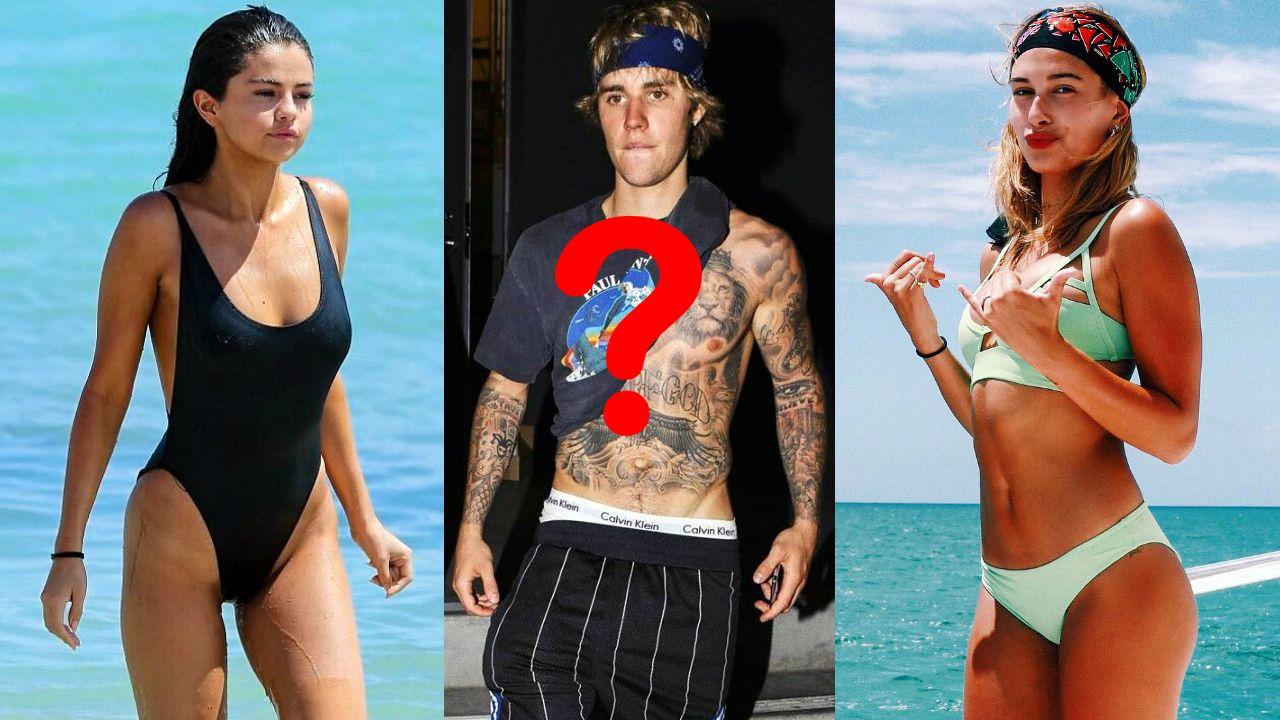 Love Justin Bieber S Selena Gomez Vs Hailey Baldwin Who Is More Beautiful Justin Justin Bieber And Selena Justin Bieber Selena Gomez Love Justin Bieber