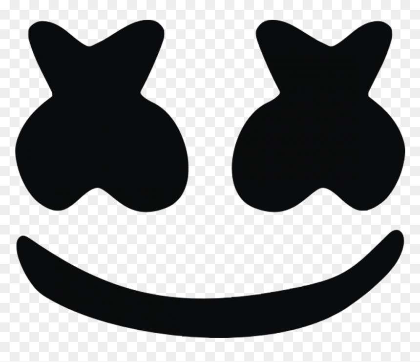 Browse and download Marshmello Logo Png Cara De