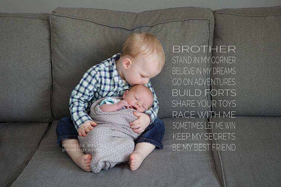 Gray And Koen Calgary Newborn Photography Sibling Photography Newborn Baby Brother Quotes Newborn Photography