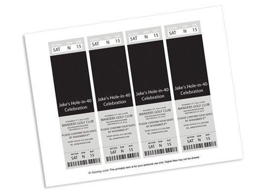 7 creative invitation templates | Graphic design invitation ...
