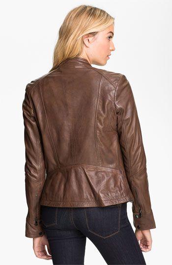 65c692862c2 Bod & Christensen Leather Jacket | Nordstrom | My Style in 2019 ...