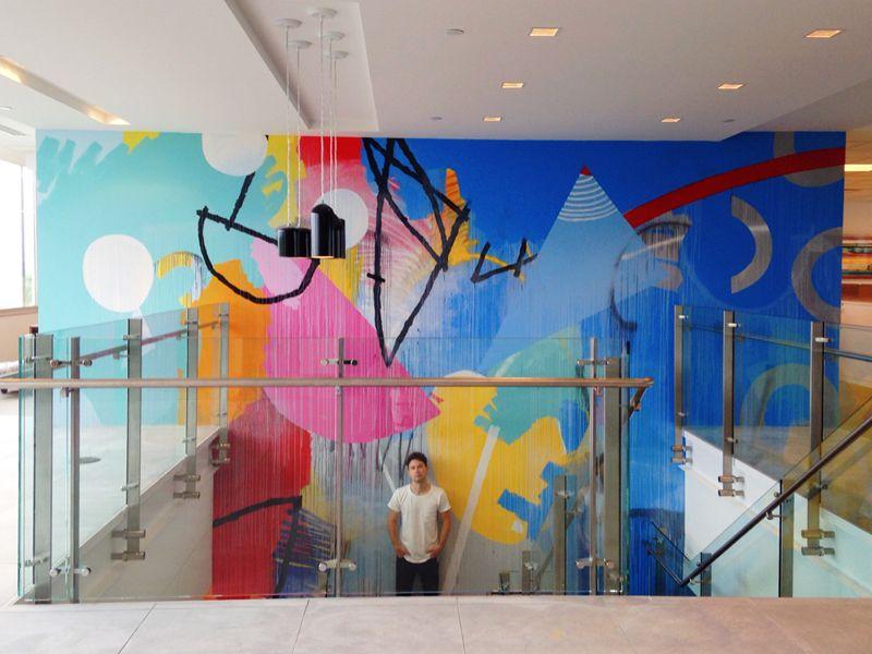 H E N S E Colorful Abstract Art Arte Abstrata Abstrato Artistas