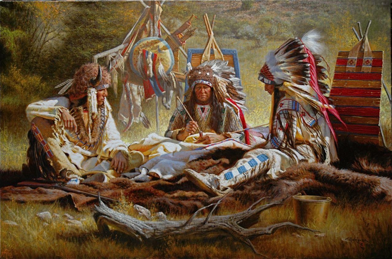 мифы североамериканских индейцев картинки