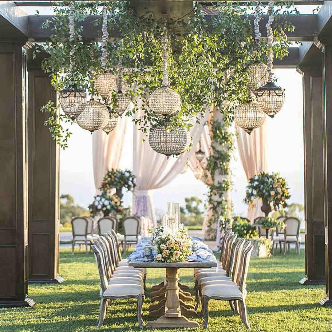 Vintage Outdoor Wedding Decorations Ideas: 80 Vintage And Elegant Wedding Decoration Ideas In Spring