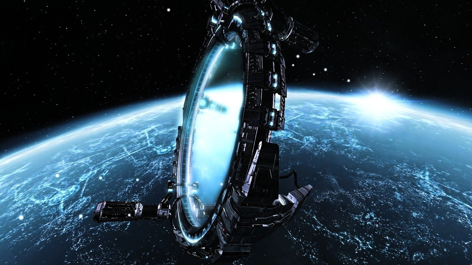Images of Outer Space Stargate Science - #SC