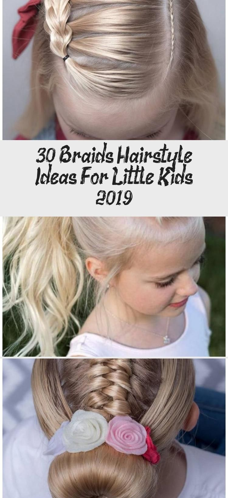 30 Braids Hairstyle Ideas For Little Kids 2019 In 2020 Hair Styles Braided Hairstyles Natural Hair Salons
