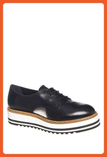 db1d6071a0da0 SUMMIT Women's Brody Black Leather 41 European - Oxfords for women ...