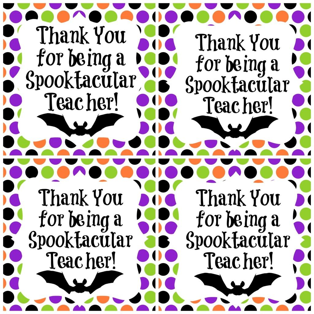 Spooktacular Teacher Freebie Halloween T Ideas With