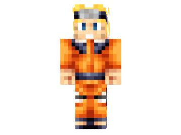 Free Roblox Skin Naruto 2 Ways To Install Naruto Uzumaki Skin Minecraft Skins