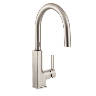 Top Faucet : Moan. Just Touch To Turn On S72308ESRS