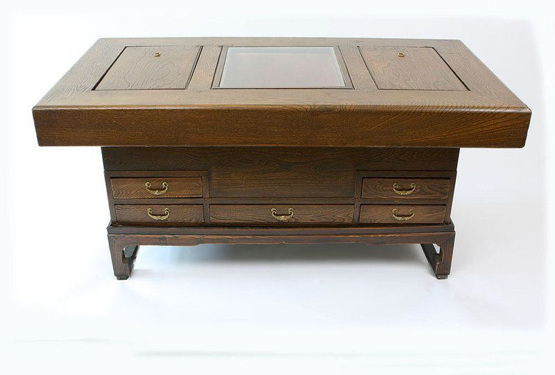 japanese hibachi | Japanese Hibachi Coffee Table For Sale ...