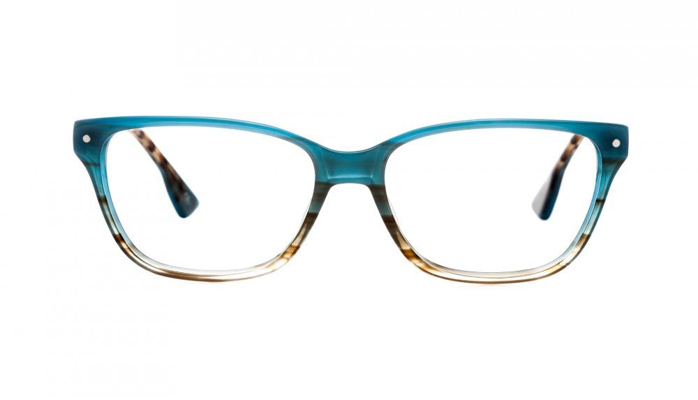 Cat Eye Fashion Eyeglasses Frames - Honeybadger | BonLook ...