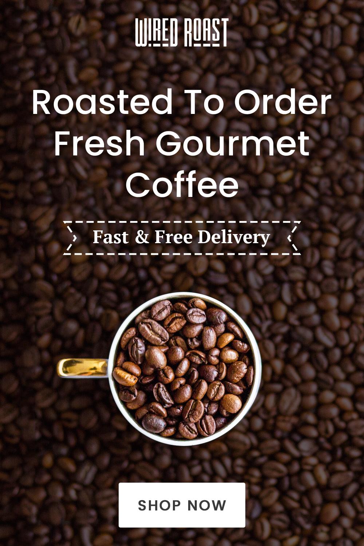 Fresh Gourmet Coffee Gourmet Coffee Holiday Blend Coffee Roasting