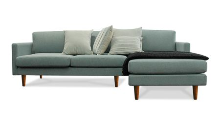 Zen Chaise Lounge Suite from Hunter Furniture  sc 1 st  Pinterest : chaise lounge suites - Sectionals, Sofas & Couches