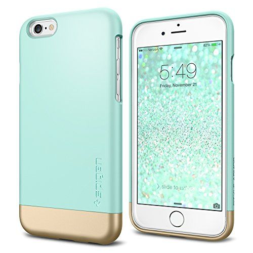 mint green iphone 6 case