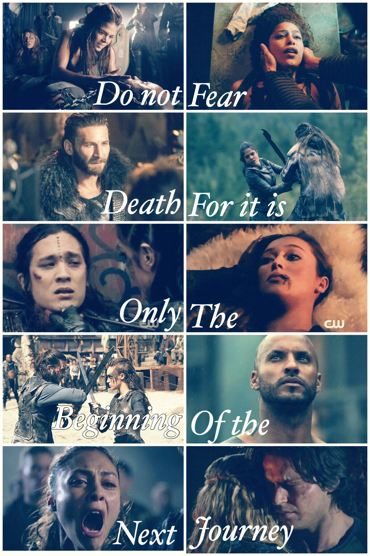 Pin By Faith Jones On The 100 The 100 Quotes The 100 Show The