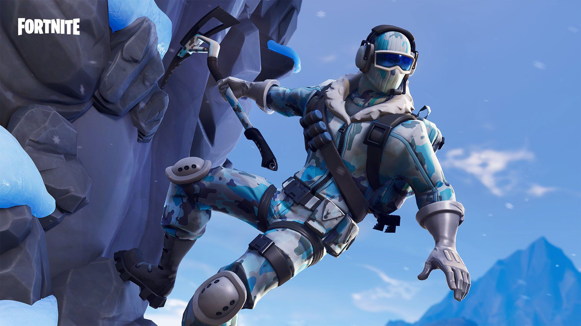 Image Result For Fortnite Frostbite Wallpaper Fortnite Epic Games Season 7
