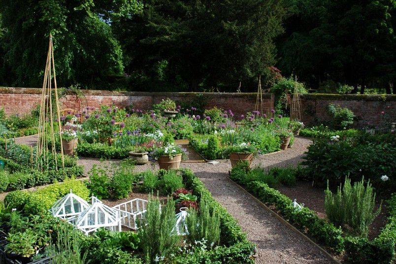 The best scottish gardens to visit scotland gardens and for Garden design east lothian