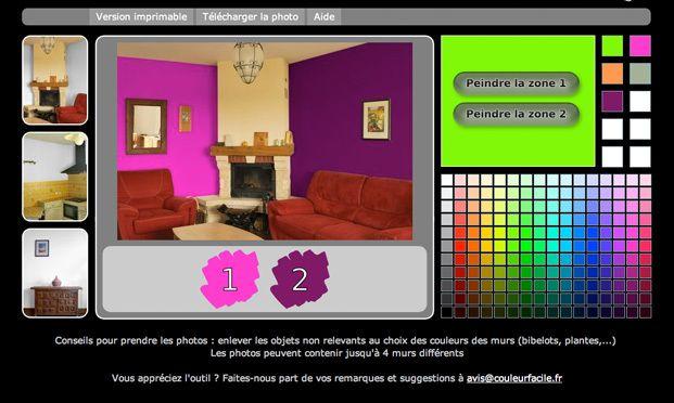 Couleur Facile - Outil en ligne de colorisation du0027intérieur