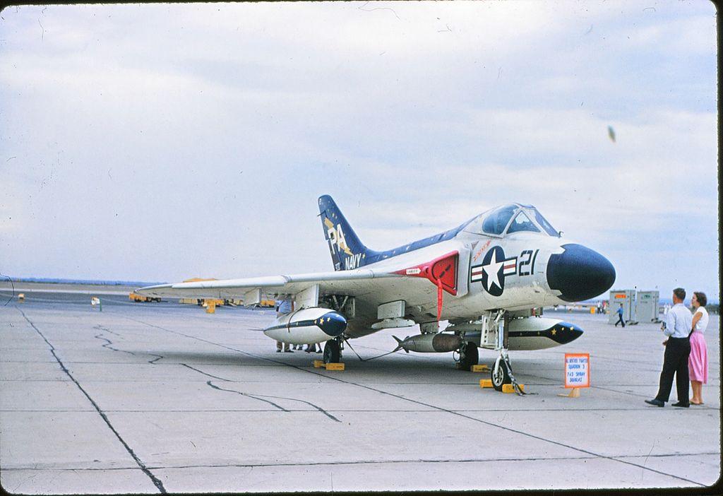 100-C2-7 1959 Douglas F4D Skyray | by wcbohannon