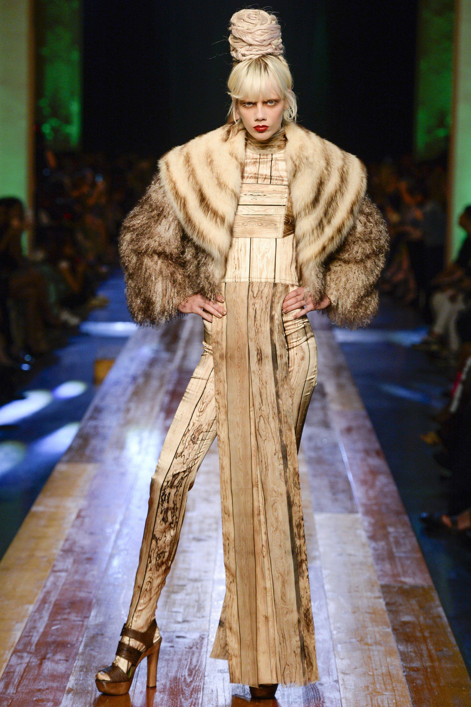 Jean Paul Gaultier Fall 2016 Couture Fashion Show