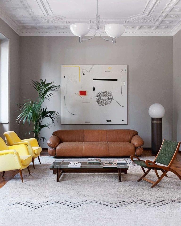 "madabout interior design: "" Carlo Prada's home Journalist"