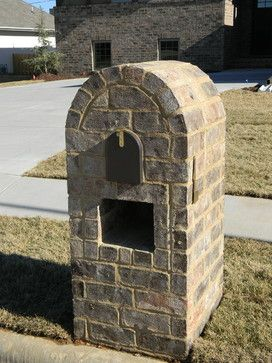 Brick Mailbox Design Ideas, Pictures, Remodel, And Decor   Page 3