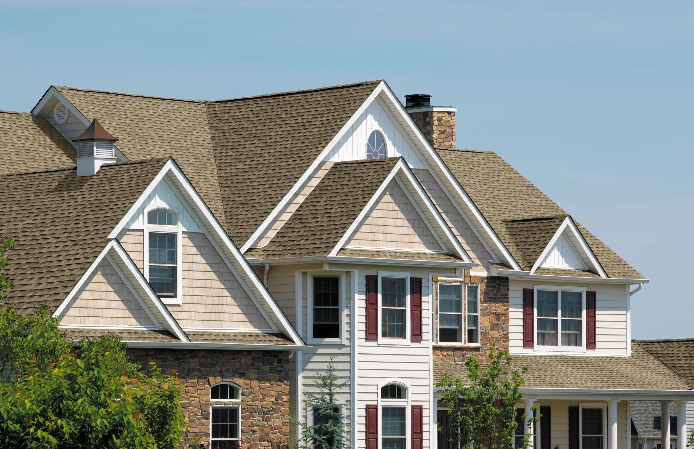 Best Tri State Windows Siding Roofing Gaf Roof Timberline 640 x 480