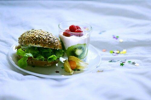 #breakfast #eatclean #yoghurt