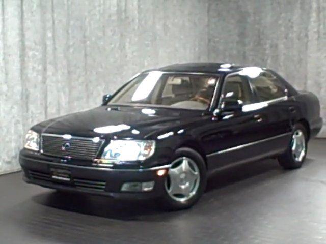 1999 Lexus LS400 Luxury Pkg For Sale At McGrath Lexus Of Westmont