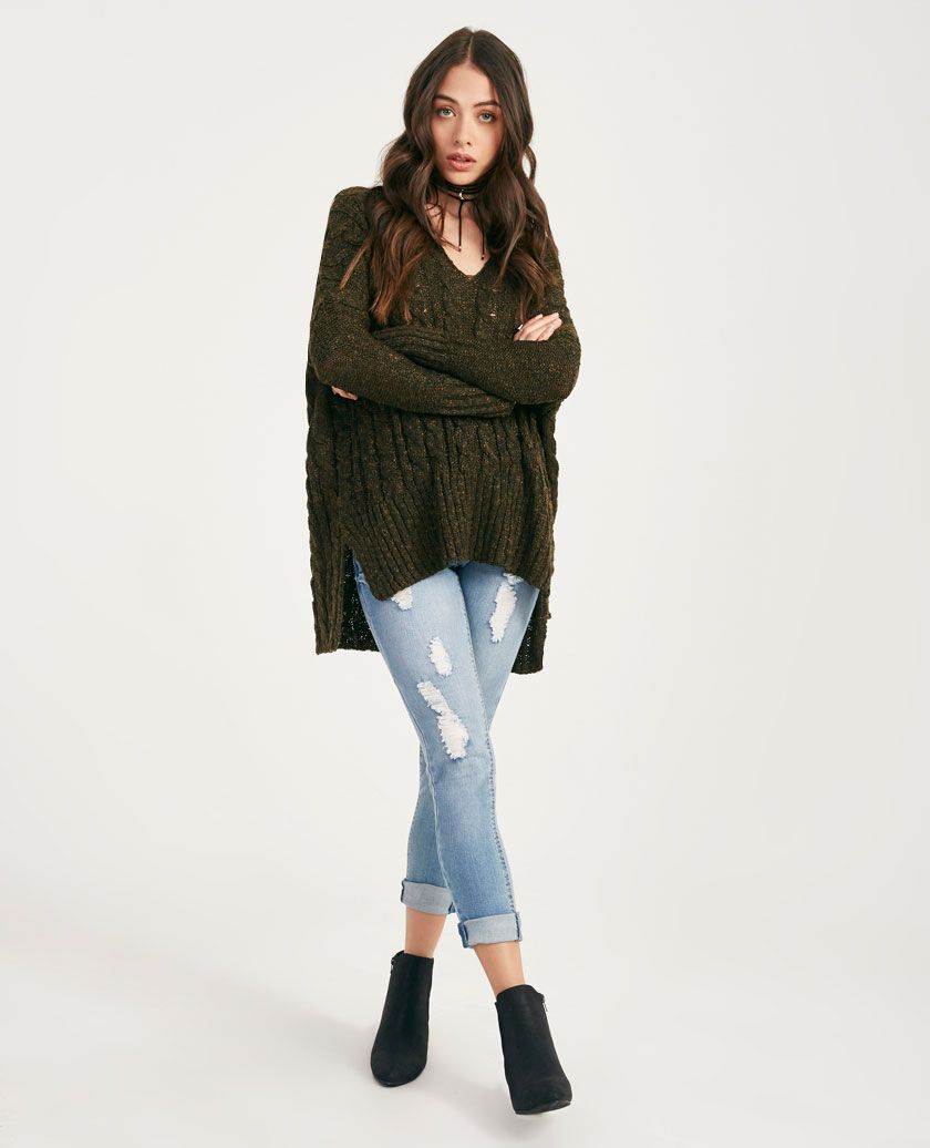 http://www.wetseal.com/oversized-chunky-cable-knit-sweater ...