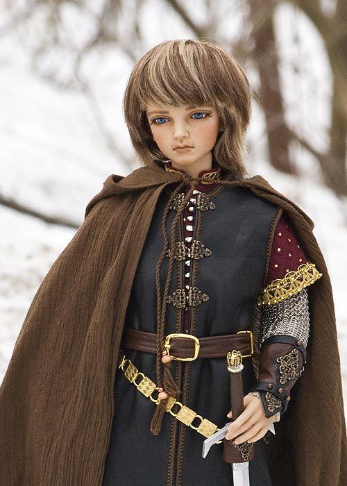 lotr inspired doll costume