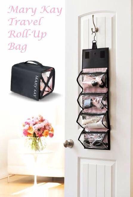 e398ae61aeb1 Mary Kay® Travel Roll-Up Bag | Mary Kay Products in 2019 | Mary Kay ...