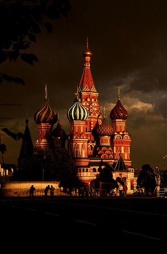 Moscow, Russia by nicointhebus (nicolas monnot), via Flickr